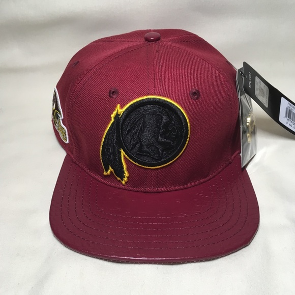 1c8a844c Washington Redskins Pro Standard strapback hat NWT